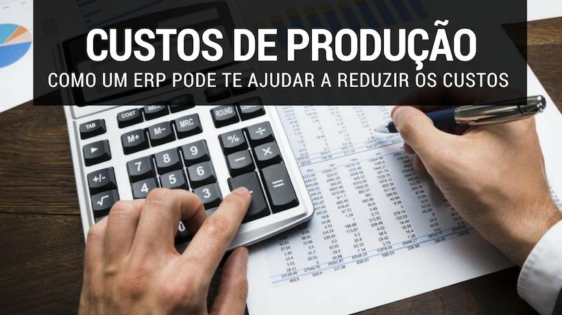 reduzir os custos de produção