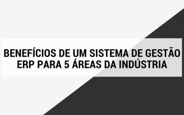 gestão erp para industria